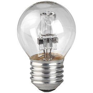 Лампа ЭРА Hal-P45-28W-230V-E27-CL