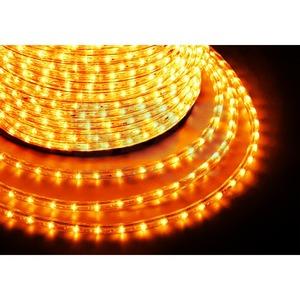 Дюралайт Neon-Night 121-121 LED постоянное свечение (2W) - желтый бухта 100м