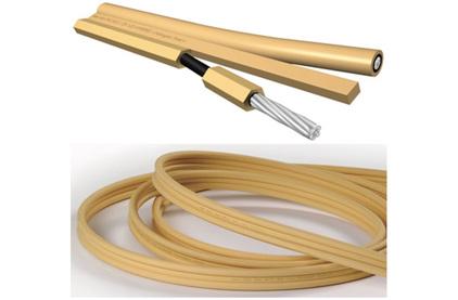 Отрезок акустического кабеля Van Den Hul (арт. 3409) CS-122 Hybrid 0.6m