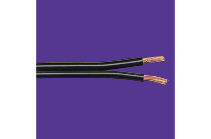 Отрезок акустического кабеля QED (арт. 3447) Classic 42 Black 2.34m
