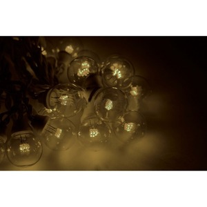Набор Белт-Лайт Neon-Night 331-306 10 м, белый каучук, 30 ламп, цвет Теплый белый, IP65, соединяется