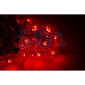 Набор Белт-Лайт Neon-Night 331-322 10 м, черный каучук, 30 ламп, цвет Красный, IP65, соединяется