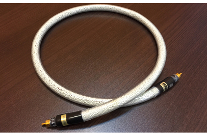 Кабель коаксиальный RCA - RCA Audio Replas DiSi-ALM500 Super SZ 1.0m