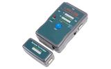 """Тестер для проверки кабеля Rexant 12-1011 Тестер кабеля """"универсальный"""" RJ-45 + USB (HY-251454CT)"""