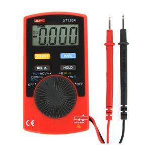 Мультиметр UNI-T 13-0010 Портативный мультиметр UT120A