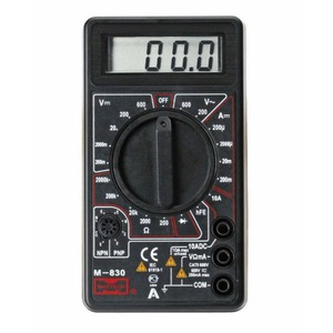 Мультиметр MASTECH 13-2002 Портативный мультиметр M830BZ