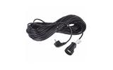 Удлинитель электрический Rexant 11-4330 Удлинитель шнур 30м (1 роз.) 3х0.75 с заземлением черный