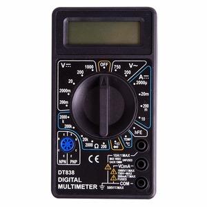 Мультиметр PROconnect 13-3013 Портативный мультиметр M838(DT838)