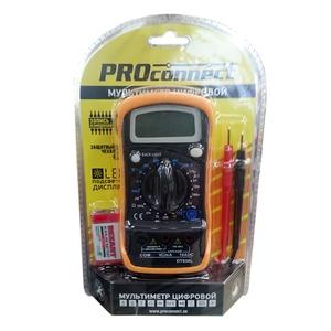 Мультиметр PROconnect Универсальный мультиметр MAS830L(DT850L) Proconnect 13-3021