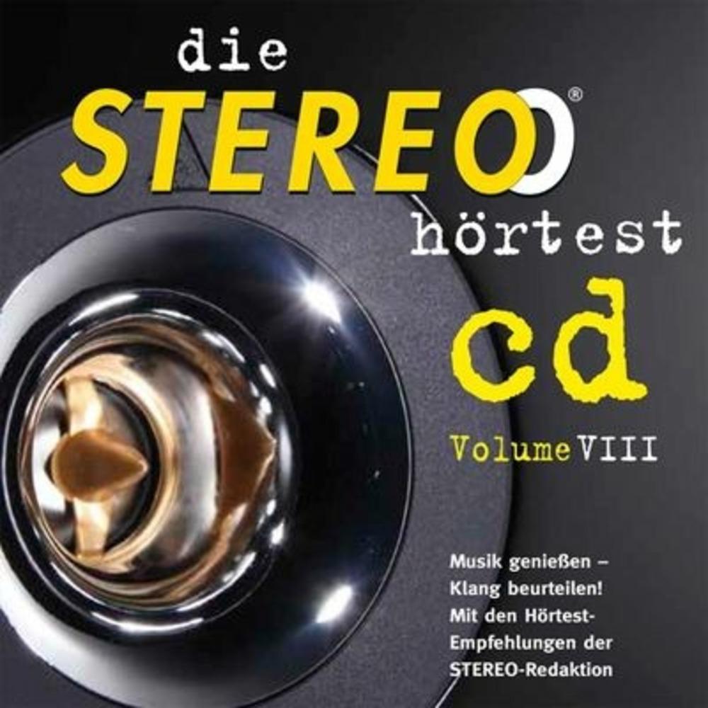 Компакт-диск Inakustik 0167928 Stereo Hortest Vol. VIII (CD)