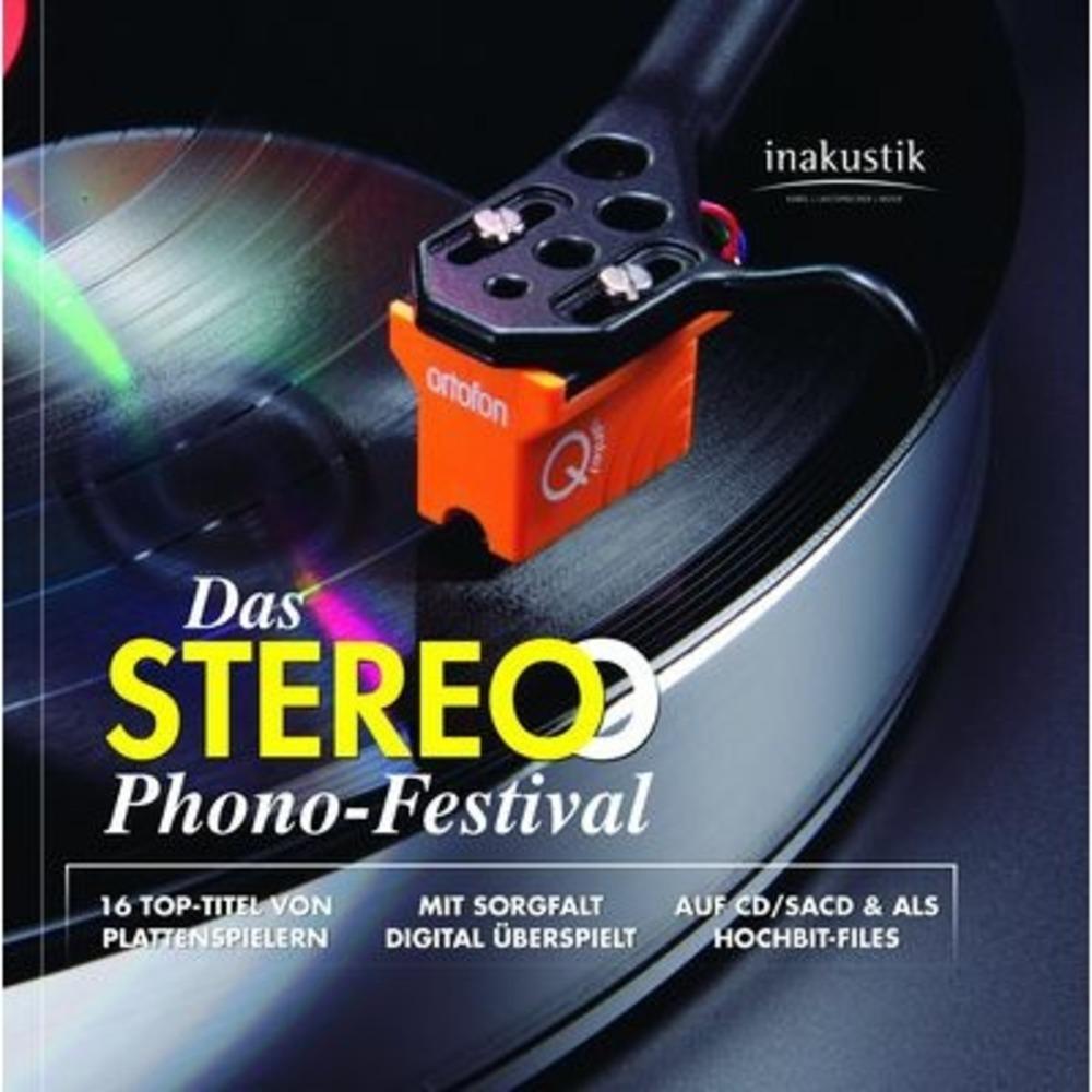 Компакт-диск Inakustik 0167929 Das Stereo Phono-Festival (CD, SACD)