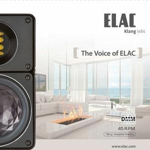 Виниловая пластинка Inakustik 01678021 The Voice Of Elac (LP)