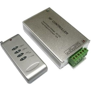 Светодиодная лента Neon-Night LED RGB контроллер Радио (RF) 12-24V/12A Радио (RF) 143-101-1