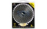 Светодиодная лента Neon-Night LED лента 220В 10*7 мм IP65 SMD 3528 60 LED/m Белая блистер 5 м 142-605-05