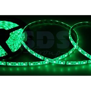 LED лента силикон Lamper 141-494 10 мм, IP65, SMD 5050, 60 LED/m, 12 V, цвет свечения зеленый (5 метров)