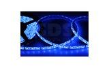 LED лента силикон Lamper 141-493 10 мм, IP65, SMD 5050, 60 LED/m, 12 V, цвет свечения синий (5 метров)