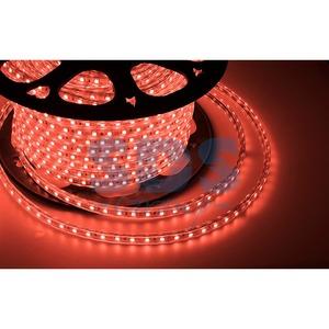 Светодиодная лента Neon-Night 142-601 LED лента 220 В, 10х7 мм, IP67, SMD 2835, 60 LED/m, цвет свечения красный (100 метров)