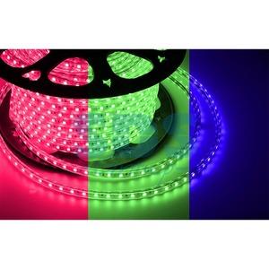 Светодиодная лента Neon-Night 142-109 LED лента 220 В, 13х8 мм, IP67, SMD 5050, 60 LED/m, цвет свечения RGB (100 метров)