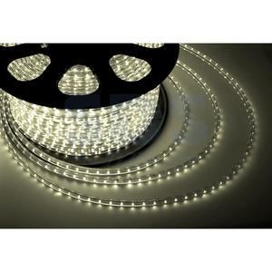 Светодиодная лента Neon-Night 142-106 LED лента 220 В, 13х8 мм, IP67, SMD 5050, 60 LED/m, цвет свечения теплый белый (100 метров)