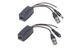 Передача по витой паре AHD,CVI,TVI SC&T TTP111HDPD-RJ45-K