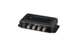 Передача по коаксиальному кабелю AHD,CVI,TVI SC&T CD104HD