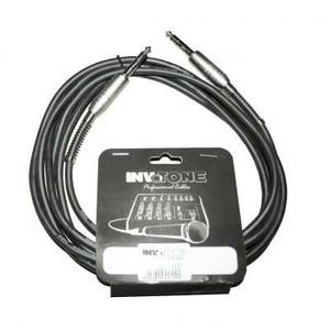 Кабель аудио 1xJack - 1xJack Invotone ACM1210S BK 10.0m