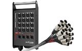 Кабель аудио мультикор Roxtone STBN2408L50 50.0m