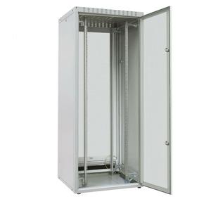 Напольный рэковый шкаф 19 дюймов ZPAS WZ-ECOD-42U6060-IIAA-01-0000-011
