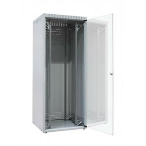 Напольный рэковый шкаф 19 дюймов ZPAS WZ-ECOD-47U6080-12AA-01-0000-011