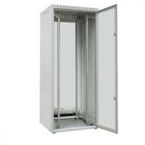 Напольный рэковый шкаф 19 дюймов ZPAS WZ-ECOD-42U6080-IIAA-01-0000-011