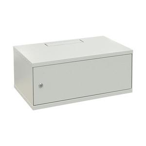 Настенный рэковый шкаф 19 дюймов ZPAS WZ-3684-01-02-011