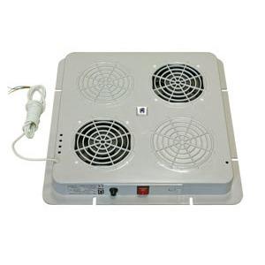 Панель вентиляторная для рэкового шкафа ZPAS WN-0200-07-01-011