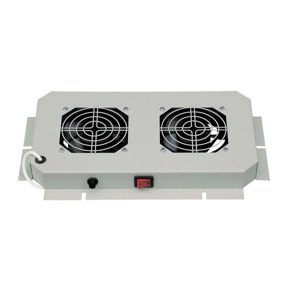Панель вентиляторная для рэкового шкафа ZPAS WN-0200-03-00-011