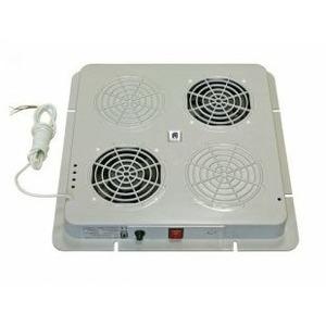 Панель вентиляторная для рэкового шкафа ZPAS WN-0200-07-04-011