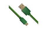Кабель USB 2.0 Тип A - B micro Greenconnect GCR-UA11MCB5-BB2SG 0.3m
