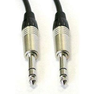 Кабель аудио 1xJack - 1xJack AVC Link CABLE-953/1.5 Black 1.5m