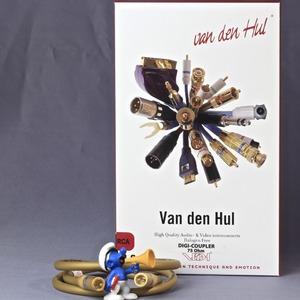 Кабель коаксиальный RCA - RCA Van Den Hul The Digi-Coupler 75 Ohm 1.2m