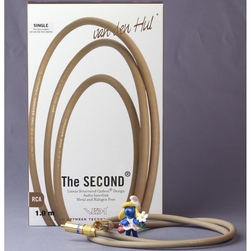 Кабель коаксиальный RCA - RCA Van Den Hul The Second (Single) 1.0m