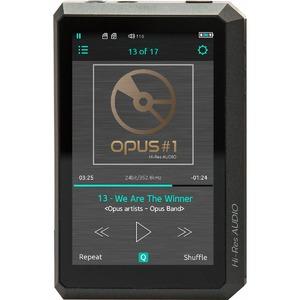 Портативный цифровой плеер the bit Opus#1 Black Gun Metal
