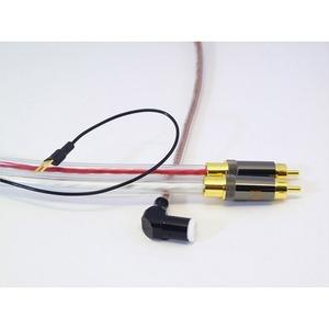 Кабель Phono DIN - 2xRCA Purist Audio Design Corvus Phono Luminist Revision Din-RCA (Straigth) 1.2m