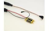 Кабель Phono DIN - 2xRCA Purist Audio Design Aqueous Aureus Phono Luminist Revision DIN-RCA (Straigth) 1.2m