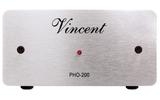 Фонокорректор MM/MC Vincent PHO-200 Silver