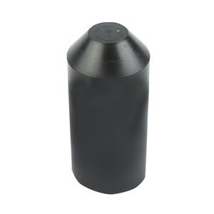 Термоусаживаемый колпак Rexant 48-1025 25.0/11.0мм черный (1 штука)