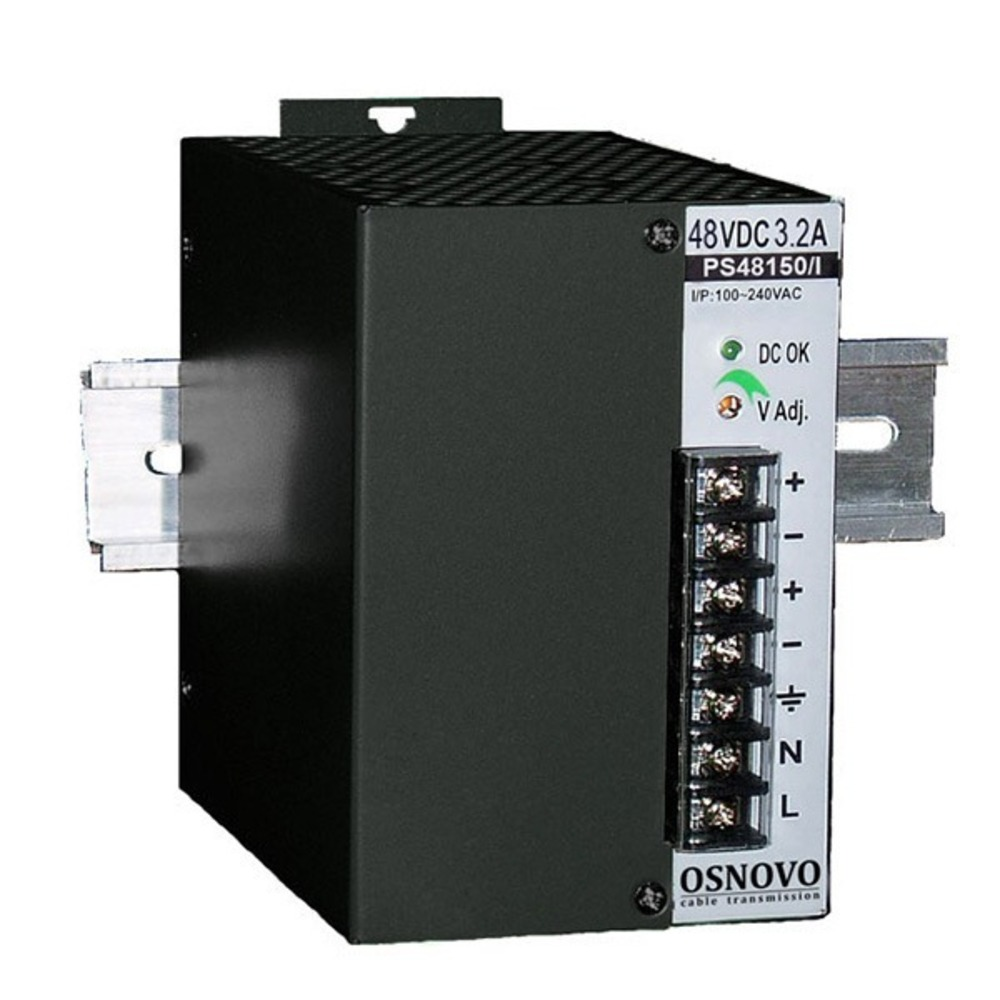 Электропитание приборов Osnovo PS-48150/I