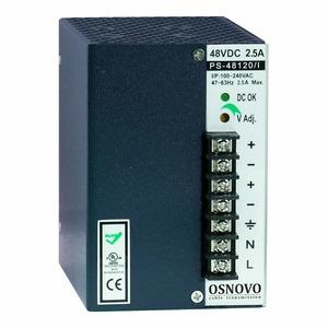 Электропитание приборов Osnovo PS-48120/I