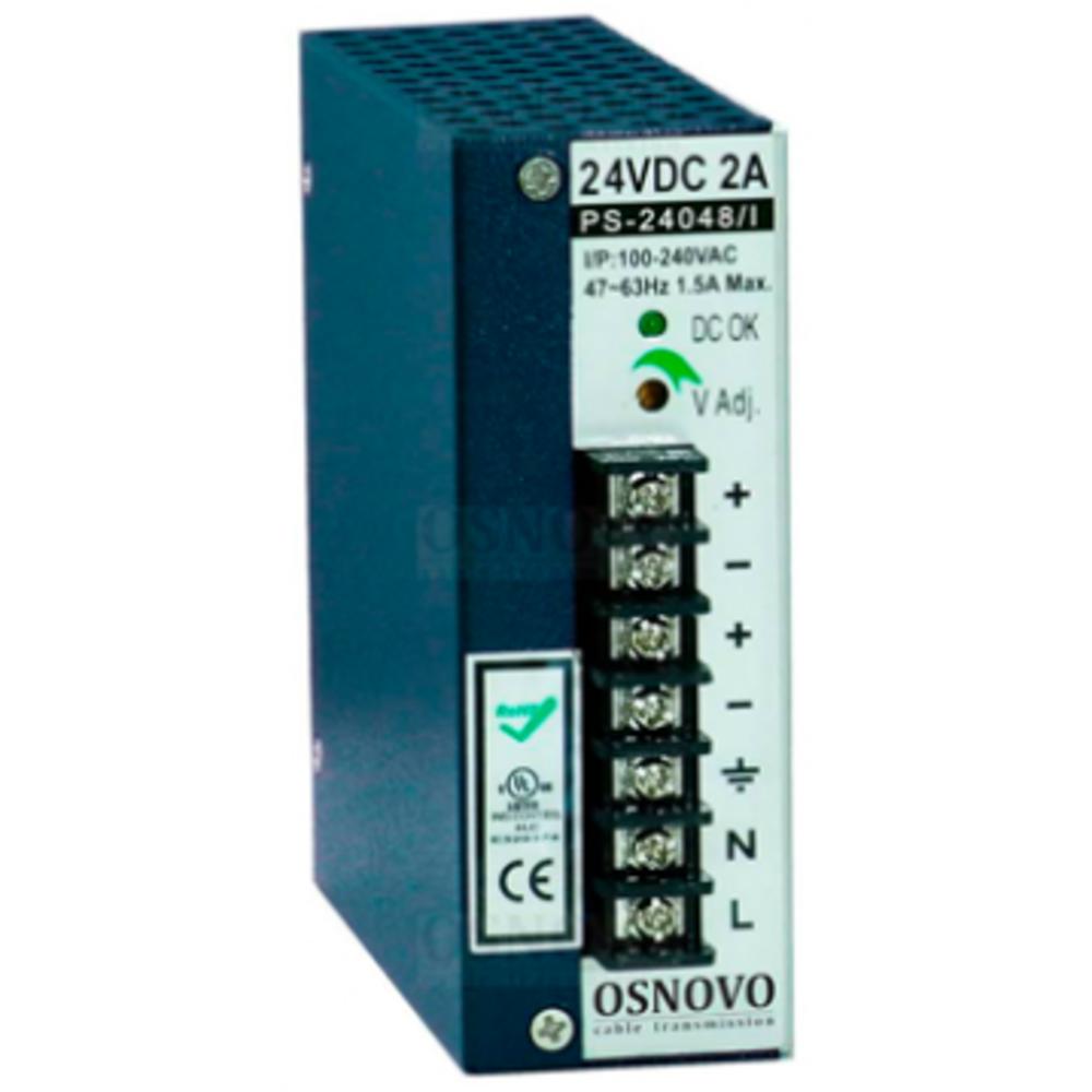Электропитание приборов Osnovo PS-24048/I