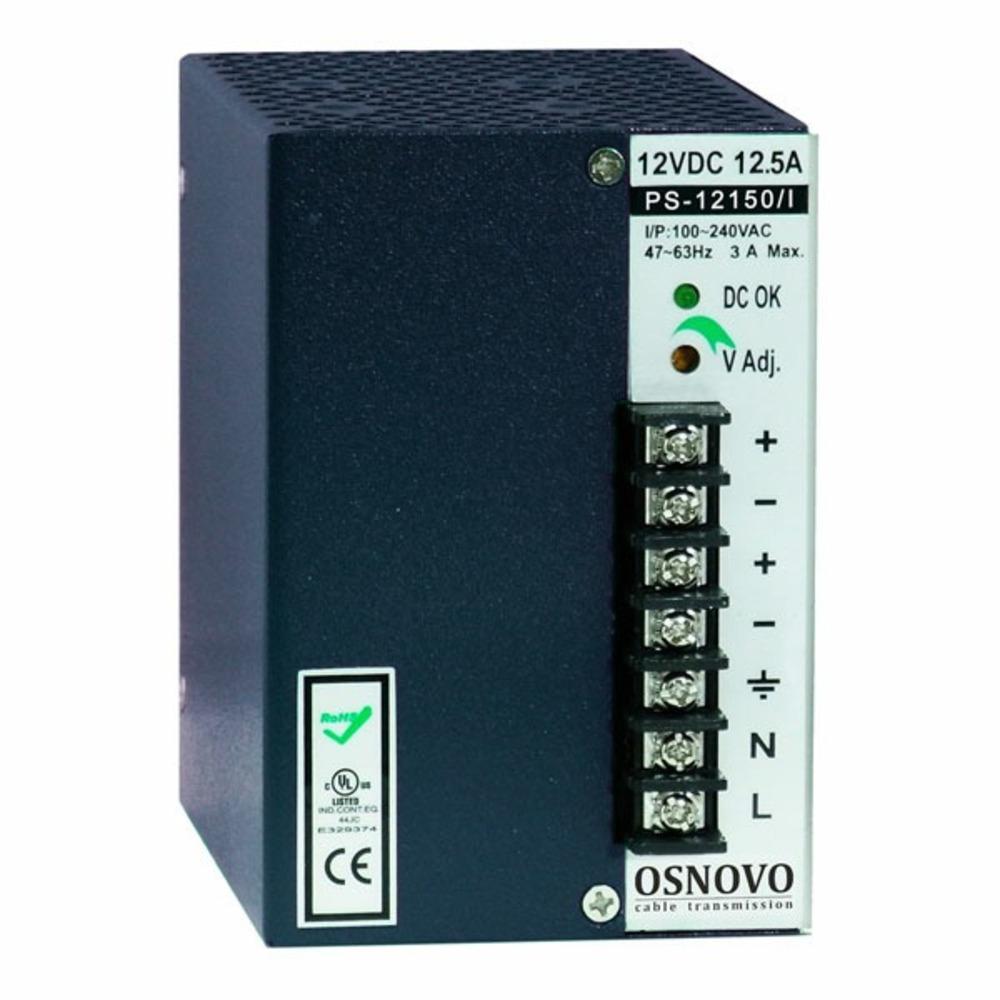 Электропитание приборов Osnovo PS-12150/I