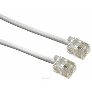 Кабель телефонный патч-корд Greenconnect GCR-TP6P4C 0.25m