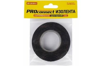 Изолента PROconnect 09-2410-4 Изолента х/б 110 гр. (1 штука)