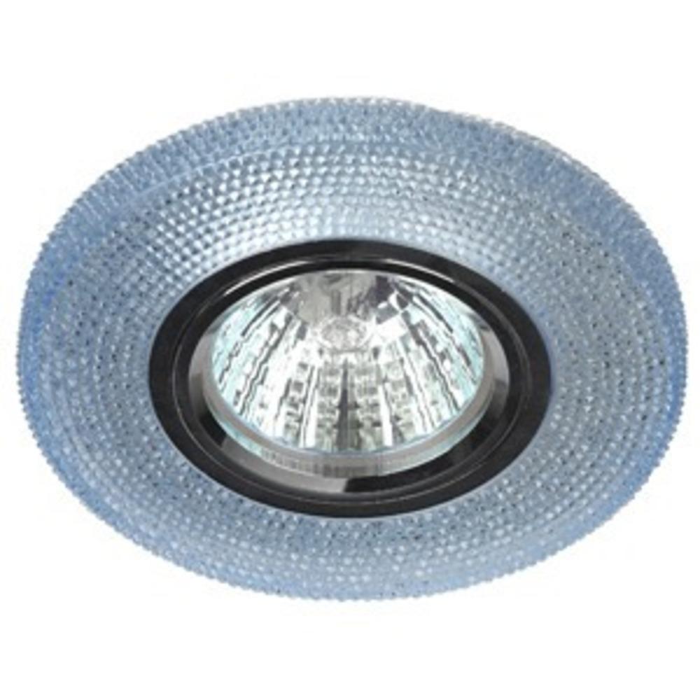 Светильник точечный ЭРА DK LD1 X BL